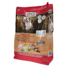 1001a30c8455 Μαλακή ξηρά τροφή για σκύλους με κοτόπουλο και σολομό χωρίς σιτηρά - Mac s  Adult Chicken