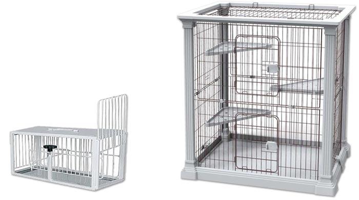 0e250c408faf Προϊόντα για τη Διαμονή και Μεταφορά της Γάτας (πορτάκια
